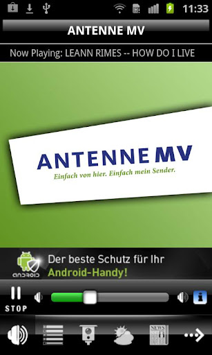 ANTENNE MV - Android Apps on Google Play