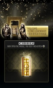 The Rich B!tch Fridge - screenshot