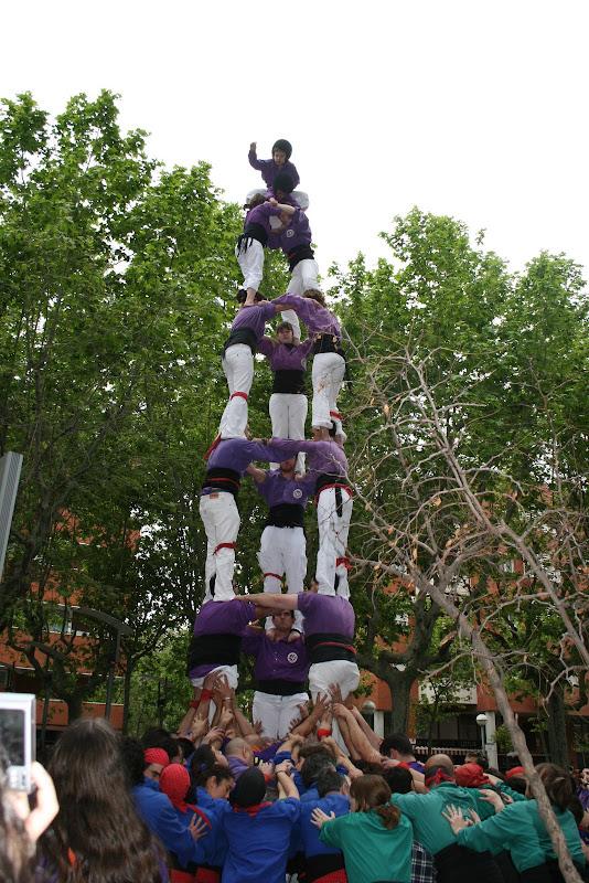 Tres de set Colla Castellera de Figueres