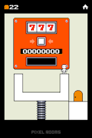 Screenshot of Pixel Rooms -room escape game-