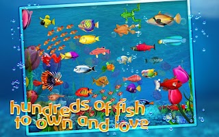 Screenshot of Tap Fish