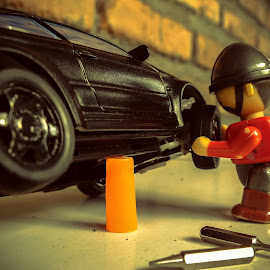 Repair by M Ihsan - Artistic Objects Toys