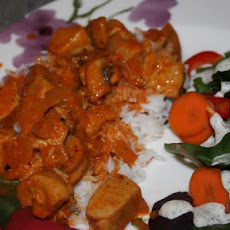Family Pleasing Chicken Paprika