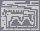 Thumbnail of the map 'corridors square'