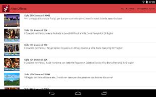 Screenshot of PerDue - In 2 paghi la metà!