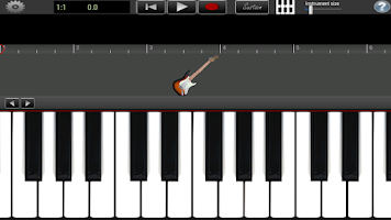 Screenshot of Electric Guitar Lite