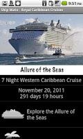 Screenshot of Ship Mate - Royal Caribbean