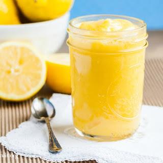 Dairy Free Lemon Curd Recipes