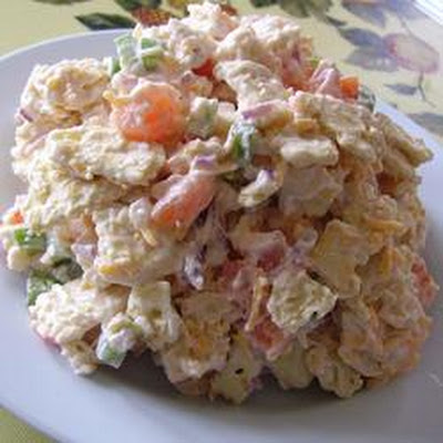 Cracker Salad
