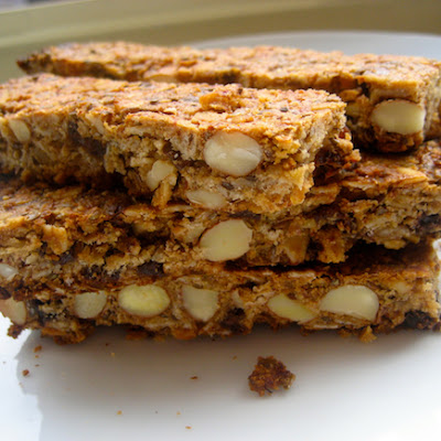 The Best Homemade Granola Bars Ever