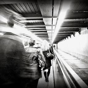 by Lica Jero - City,  Street & Park  Street Scenes (  )
