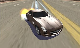 Screenshot of Crazy Racing