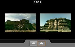 Screenshot of Multimedia Slides Creator