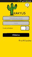 Screenshot of Kaktus