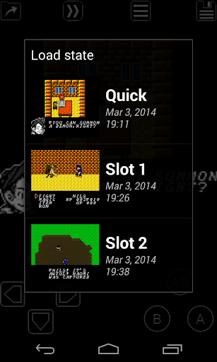 My OldBoy! - GBC Emulator - screenshot