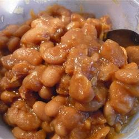 Baked Beans from Scratch