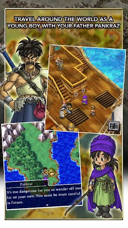 DRAGON QUEST V 1.0.2 APK + Data