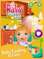 Screenshot of Baby Feed & Baby Care
