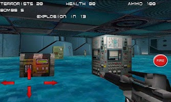 Screenshot of Strike Team 3D