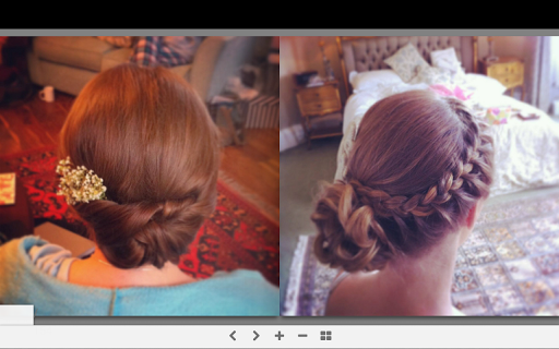 Wedding hairstyles series pictures
