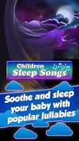 Screenshot of Children Sleep Songs