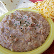 Low-Fat Homestyle Refried Beans