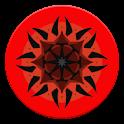 Red Grunge icon