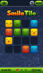 Smile Tile - screenshot