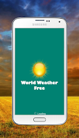 Screenshot of World Weather Free