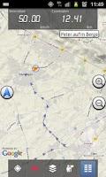 Screenshot of Central America Topo Maps Pro