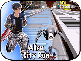 Screenshot of Alien Run