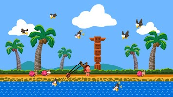Screenshot of Splashy island