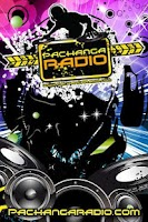 Screenshot of Pachanga Radio