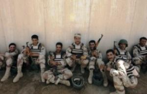 xanekin Irak Askerleri-Kurdistan