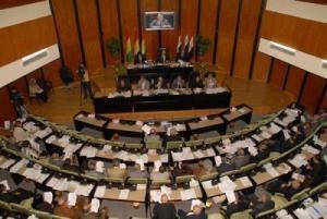 Parlemento Kurdistan