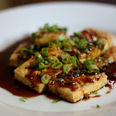 Dinner Tonight: Pan-Fried Tofu with Dark Sweet Soy Sauce