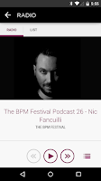Screenshot of The BPM Festival 2015