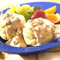 Down-Home Sausage Gravy