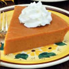 Pumpkin Pie for Dieters