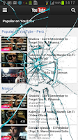 Screenshot of Cracked screen free