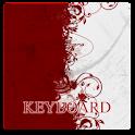 Red Honeycomb Keyboard Skin
