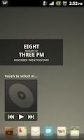 Screenshot of Matte ADW Theme