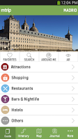 Screenshot of Madrid Travel Guide – mTrip