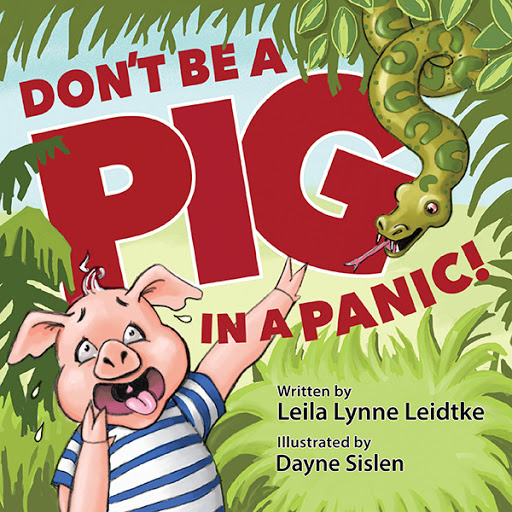 Don't Be a Pig in a Panic cover