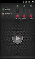 Screenshot of Audio Streaming