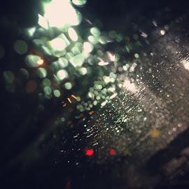 Crazy rain!!! by Nicolas Donadio - Abstract Water Drops & Splashes