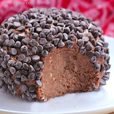 Chocolate Brownie Cheesecake Ball