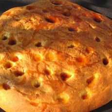 Lemon Honey Thyme Focaccia