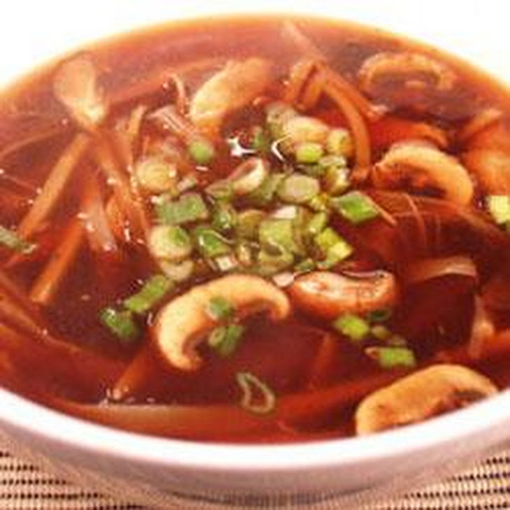 Chinese Hot-and-Sour Soup Recipe — Dishmaps