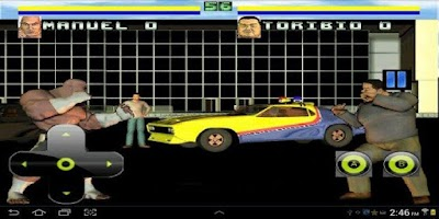Screenshot of Ricardosoft Mexican Fighters